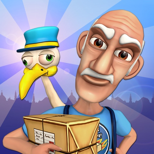 Parcel Rangers for iPhone