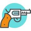 ガンステッカー - 武器