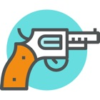 Gun Stickers - Weapons icon