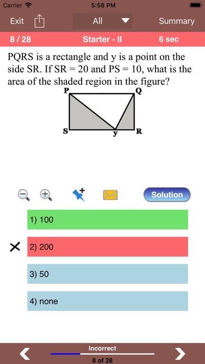 Math for GMAT (Lite) screenshot-4