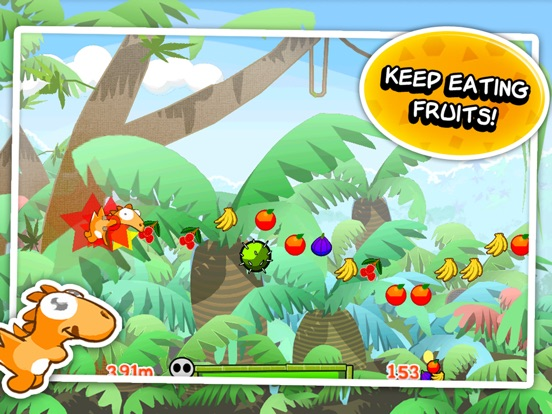 Screenshot #2 for Dino Rush