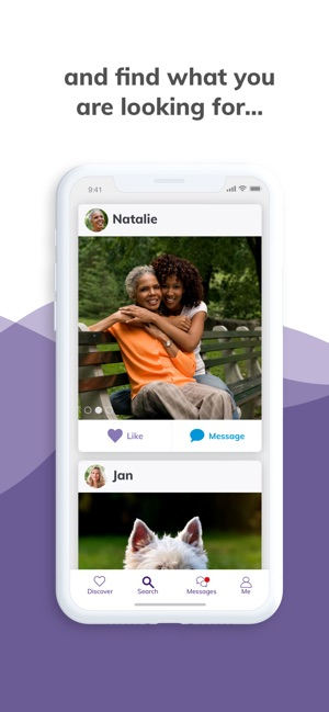 ourtime dating app iphone