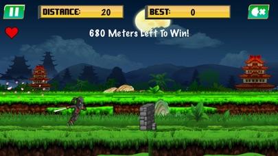 Ninja Racer Samurai Runner App Mobile Apps