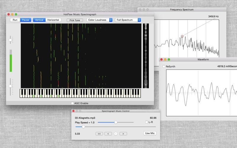 Music Spectrograph | App Price Drops
