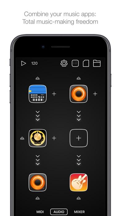 Audiobus 3 Screenshot 1