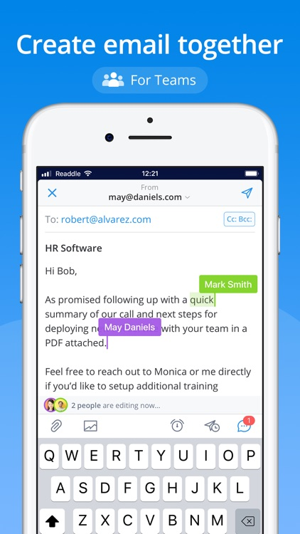 Email - Spark by Readdle screenshot-5
