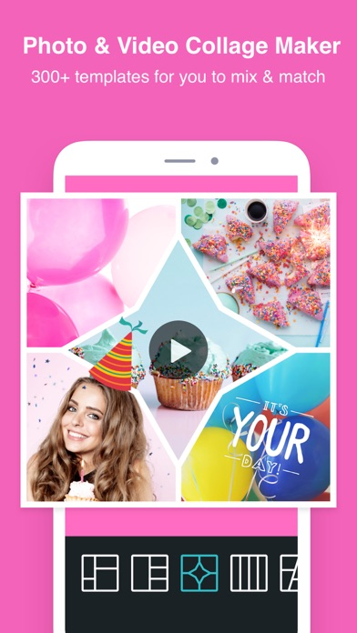 download PhotoGrid - Video & Pic Editor apps 6