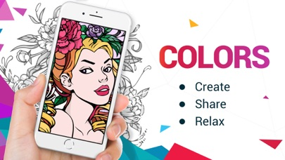 Adult Coloring Book   COLORS ...
