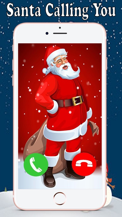 Santa Claus Calling You screenshot-2