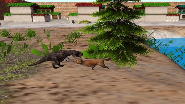 Dinosaur Jungle Simulator 2018 screenshot-4