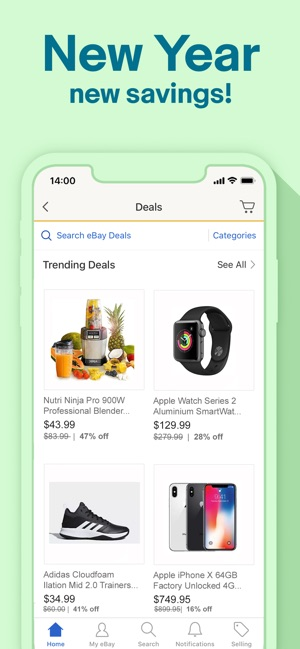 Buy Sell This Holiday Ebay On The App Store