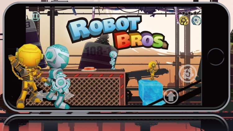 Robot Bros. screenshot-3