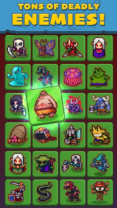 Tap Wizard RPG: Arcane Quest-3