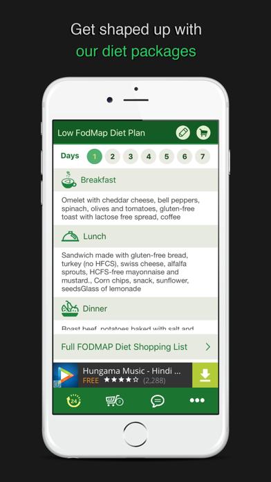Low Fodmap Diet 7 Day Planのおすすめ画像1