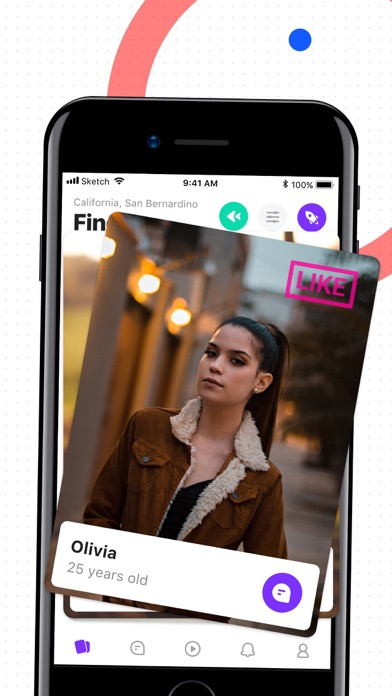 Fling dating iphone app