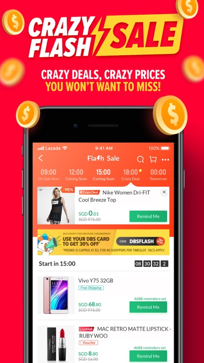 Lazada 11.11 Biggest Sale screenshot-5