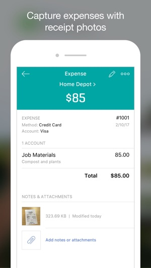 QuickBooks Accounting On The App Store - How to export invoices from quickbooks to excel universal studios store online