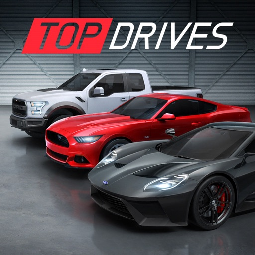 Top Drives – Cartes et bolides