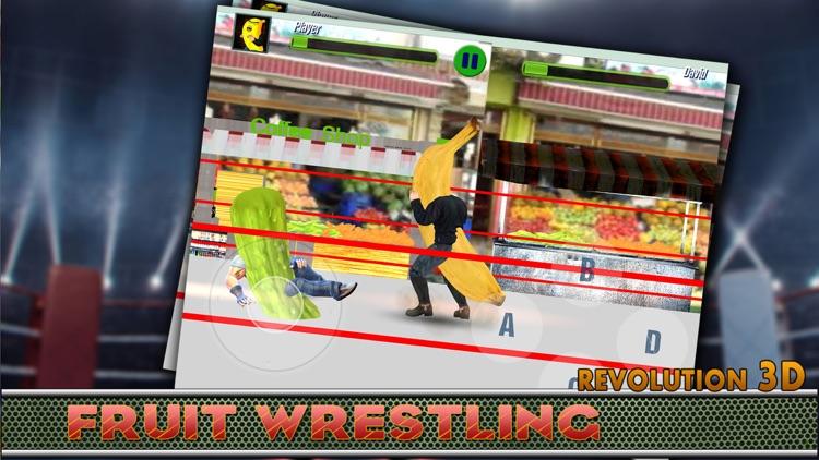 Fruit Wrestling Revolution 3D by Saad Khan
