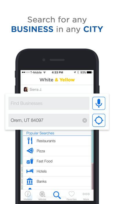 White & Yellow Pages - Revenue & Download estimates - Apple App