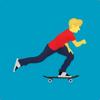 Bit Skate Emoji