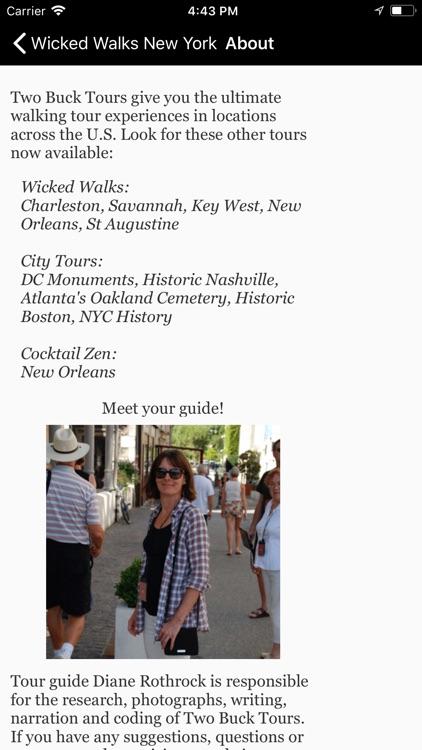 Wicked Walks New York screenshot-3