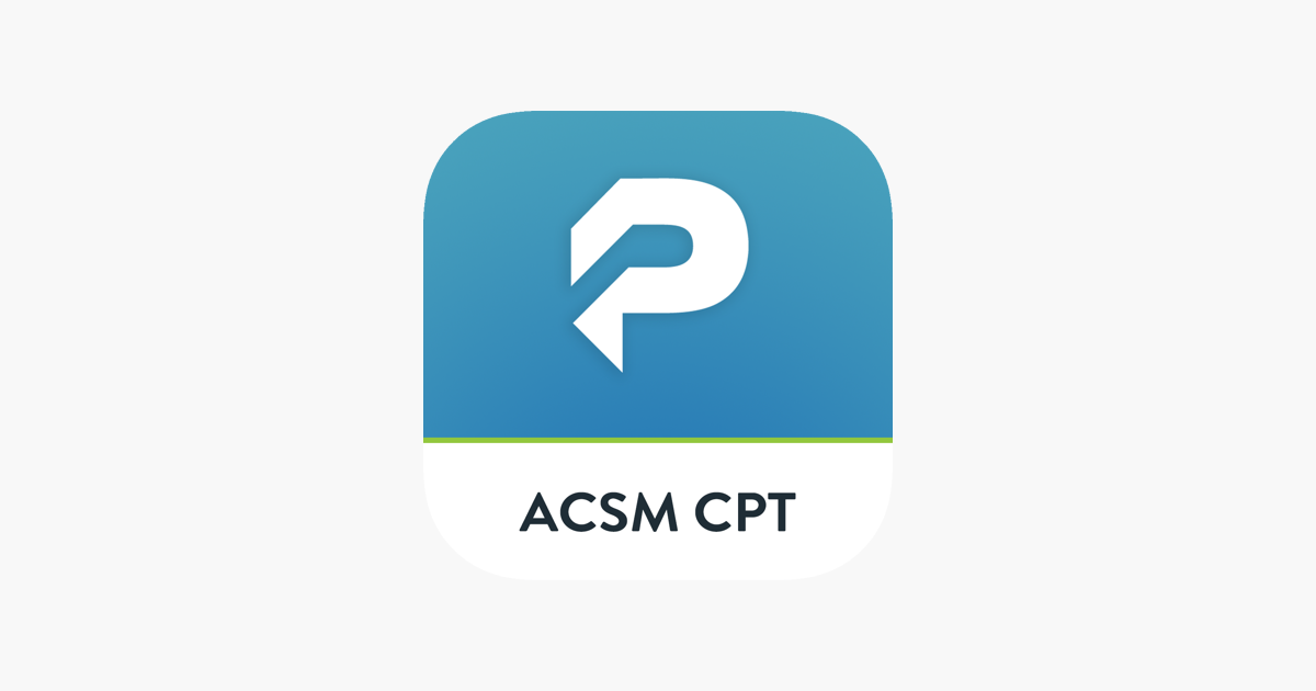 Acsm Cpt Pocket Prep On The App Store