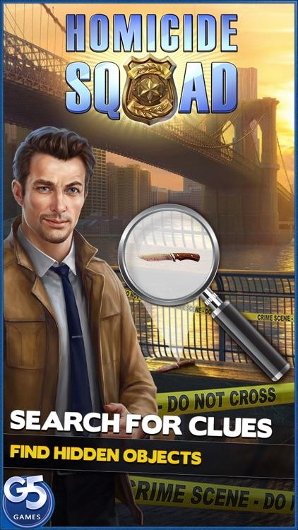 Homicide Squad: Hidden Crimes screenshot-0