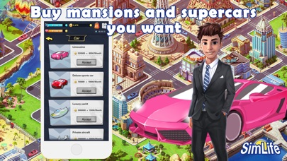 SimLife-Life Simulator Game Answers for All Levels - Android