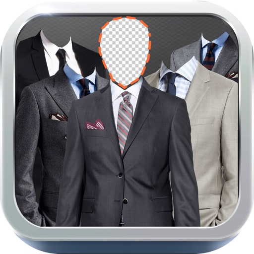 Man Suit -Fashion Photo Closet