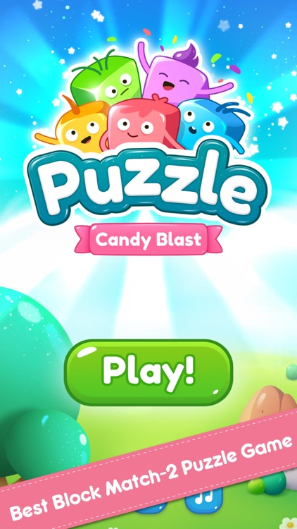 Candy Block Blast Puzzle - PRO screenshot-0