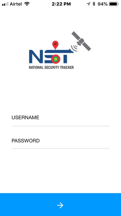 NST National Security Tracker