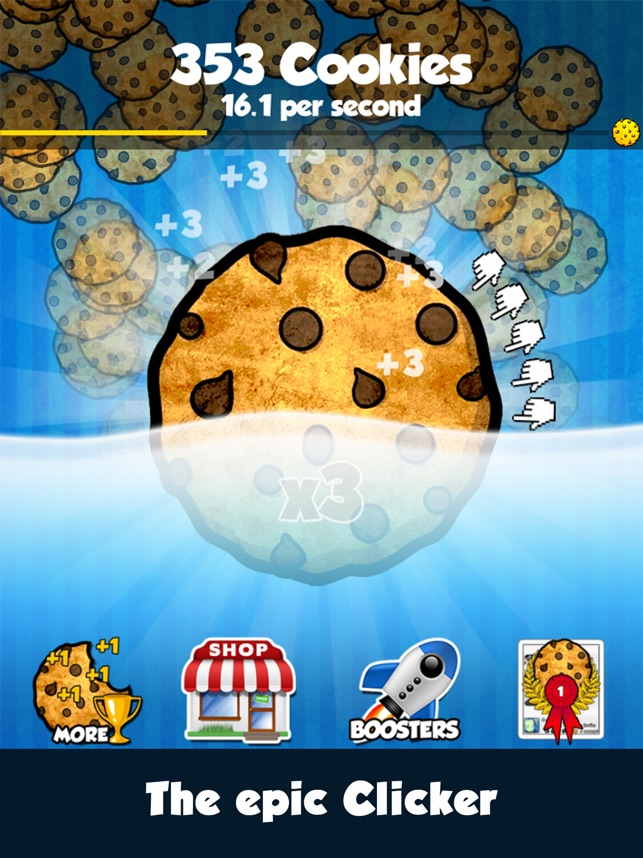 Cookie Clickers on the App Store