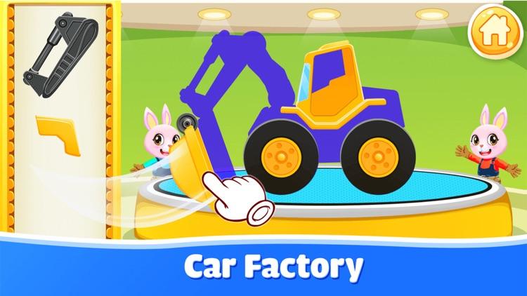 Car builder Vehicle simulator