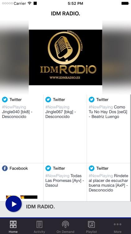 IDM RADIO  by Nobex Technologies