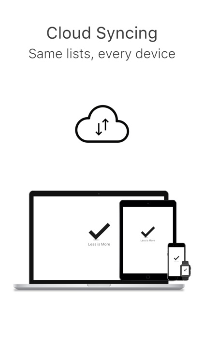 MinimaList - To do list & Task screenshot-8
