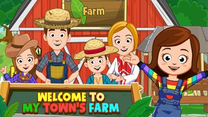 My Town : Farm screenshot 1