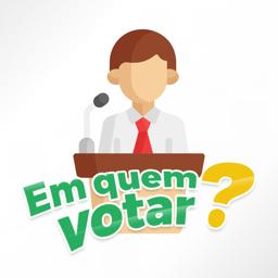Ícone do app Em quem votar?