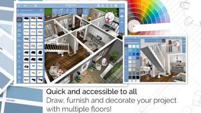 Home Design 3d Gold review screenshots