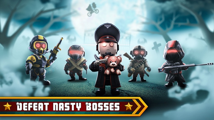 Pocket Troops: The Expendables screenshot-3