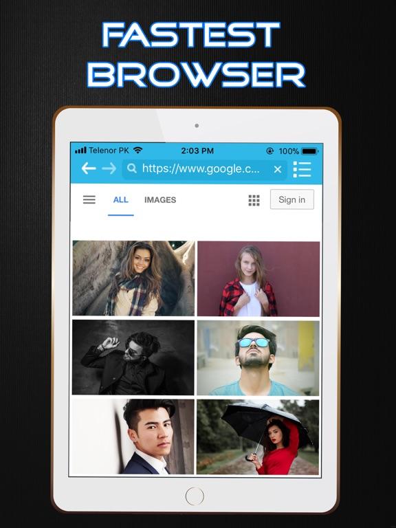 Private Browser incognito screenshot 7