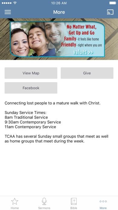 TCAA screenshot 3