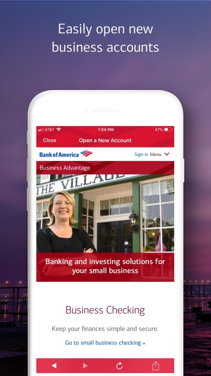 Bank of America Mobile Banking screenshot-3