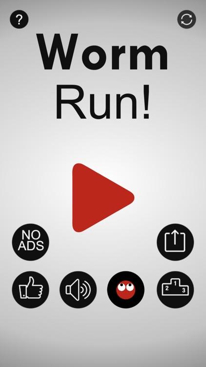 Worm Run! screenshot-4