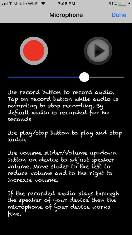 Touchscreen Test screenshot-9
