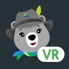 국립공원 가상현실 icon