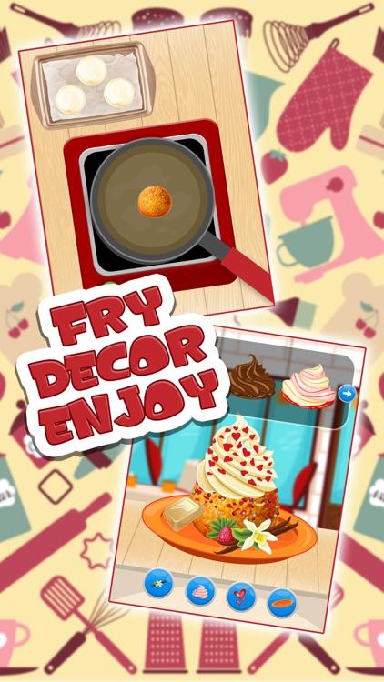 Deep Fried Ice Cream Maker screenshot-3