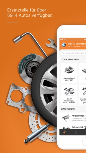 Autodoc — Autoteile, KfzTeile im App Store