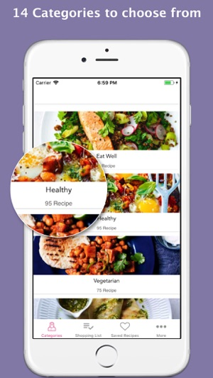 Hot chef cooking recipe app on the app store iphone screenshots forumfinder Images