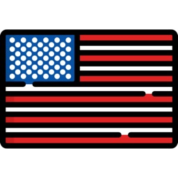 USA Stickers and Emojis
